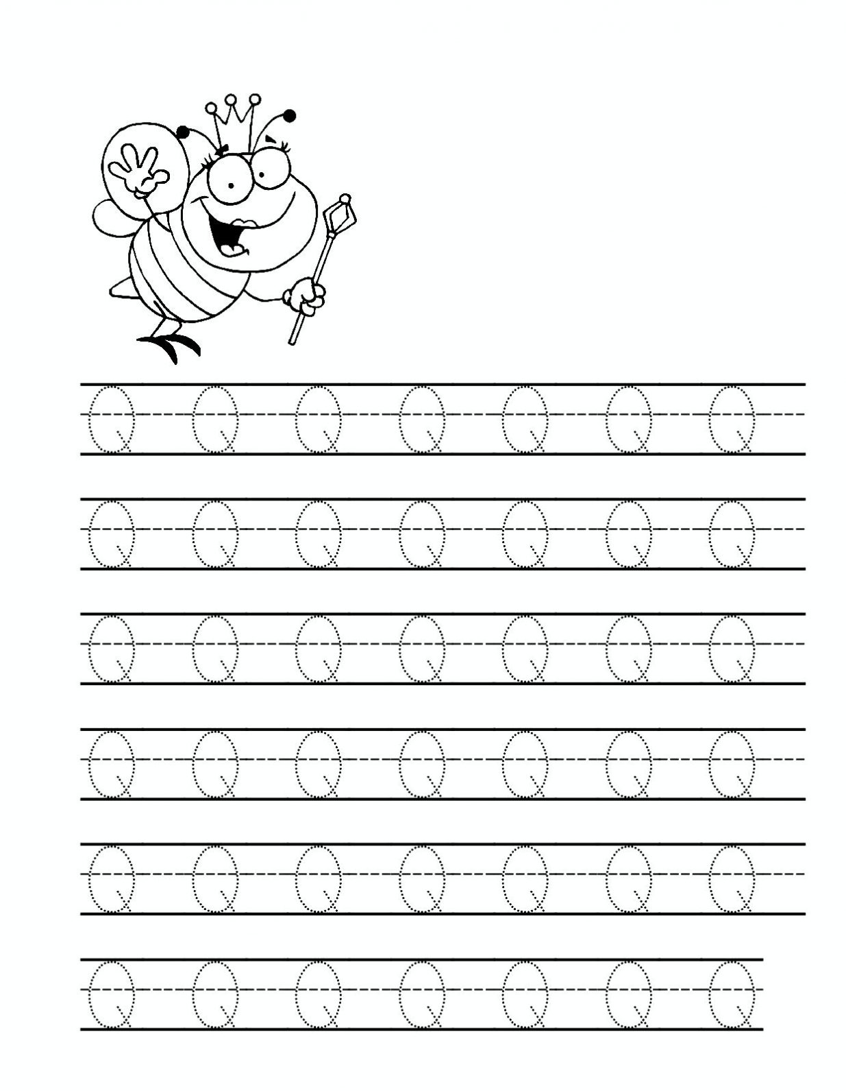 15 Educative Letter Q Worksheets