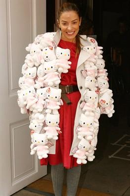 Hello Kitty coat