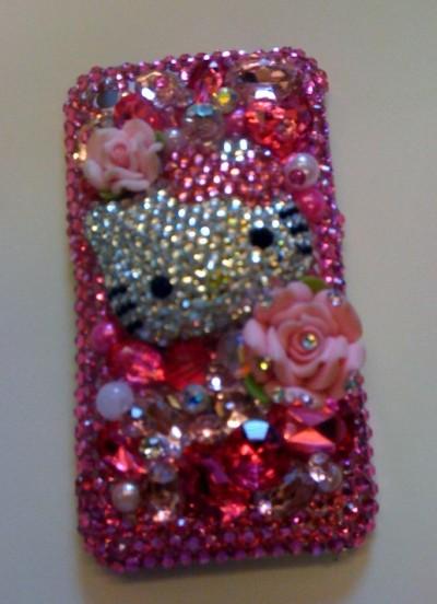 hello kitty 3G iPhone