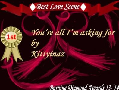 Best Love Scene You're