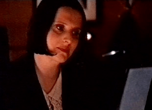 """Kitty Martin as Lucy Bond in""""Touching Evil"""" for United"""