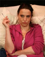 Kitty Martin as Mandy in BLAME for Sphinx Theatre