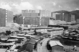 View of Modern Apartments in Venezuela