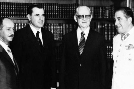 __Presidentes , Hugo Banzer Suárez , Juan María Bordaberry , Ernesto Geisel & Augusto Pinochet