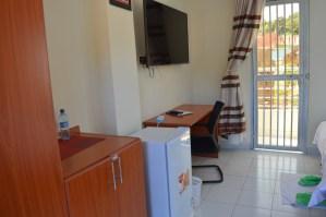 Kitui Premier Resort Room Desk 2