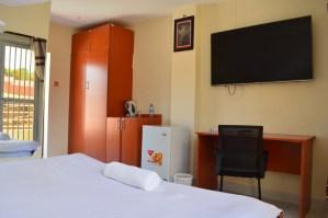 Kitui Premier Resort Room TV 3