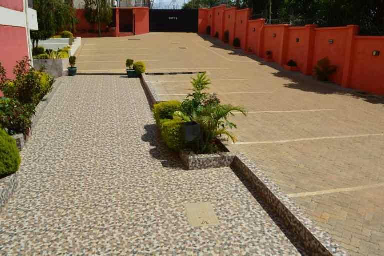 Kitui Premier Resort Open Parking