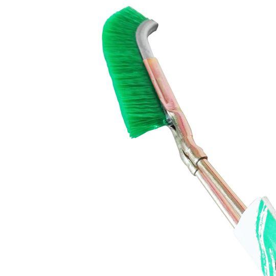 spazzola in nylon per la pulizia del legno secco nei bonsai