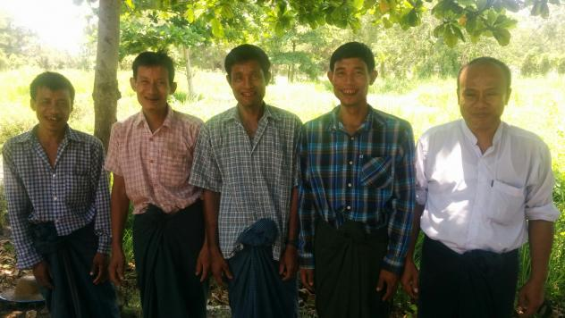 Ya Ma Nay Chaung Village