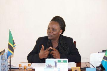 Prof. Joyce Ndalichako - Waziri wa Elimu, Sayansi na Mafunzo ya Ufundi Tanzania