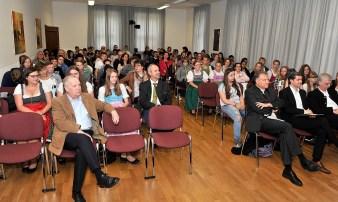 "06.06.16; Musikschule Garmisch-Partenkirchen; KIWANIS Garmisch-Partenkirchen; Preisverleihung ""Jugend engagiert sich"";"