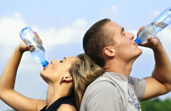 How Water Increases Optimum Results When Training