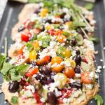 Greek Seven-Layer Dip