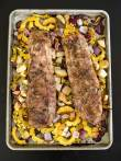 One-Pan Pork Tenderloin with Squash