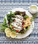 Greek Gyro Salad