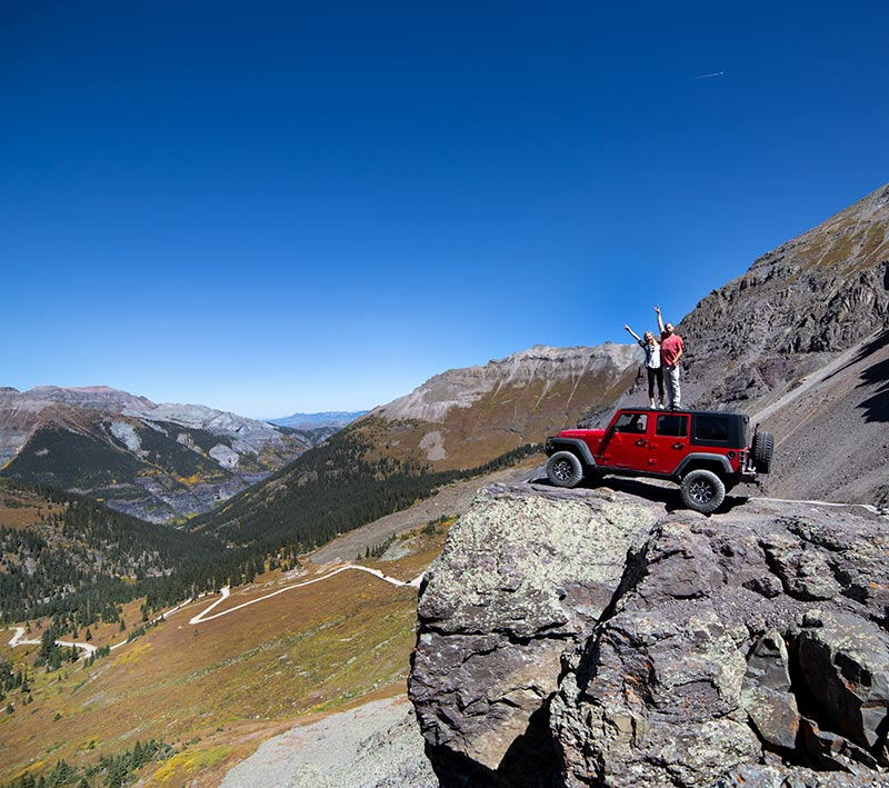 Red Rocks to Rockies: Five Day Itinerary That'll Blow You Away