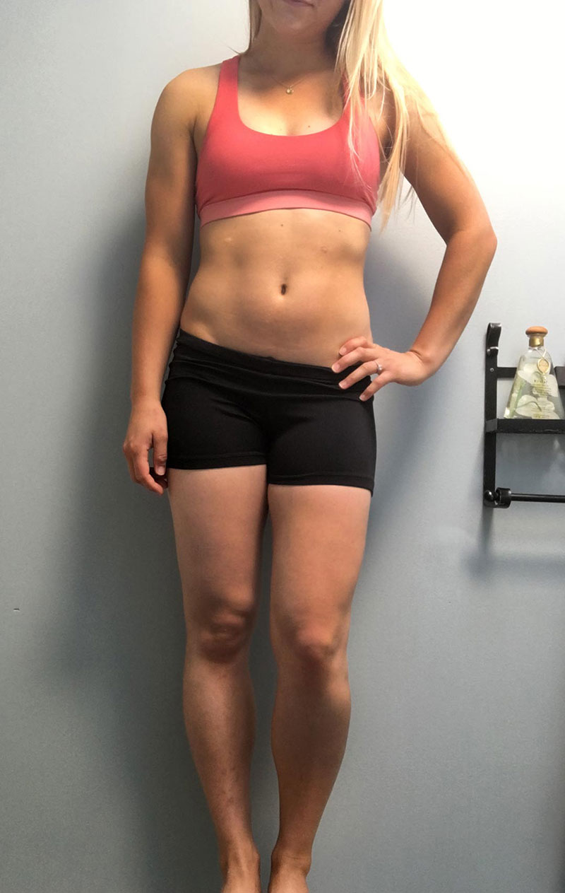 """Fitness"" Made Me Infertile. My story of how I was able to heal from hypothalamic amenorrhea completely naturally and conceive after years of infertility."