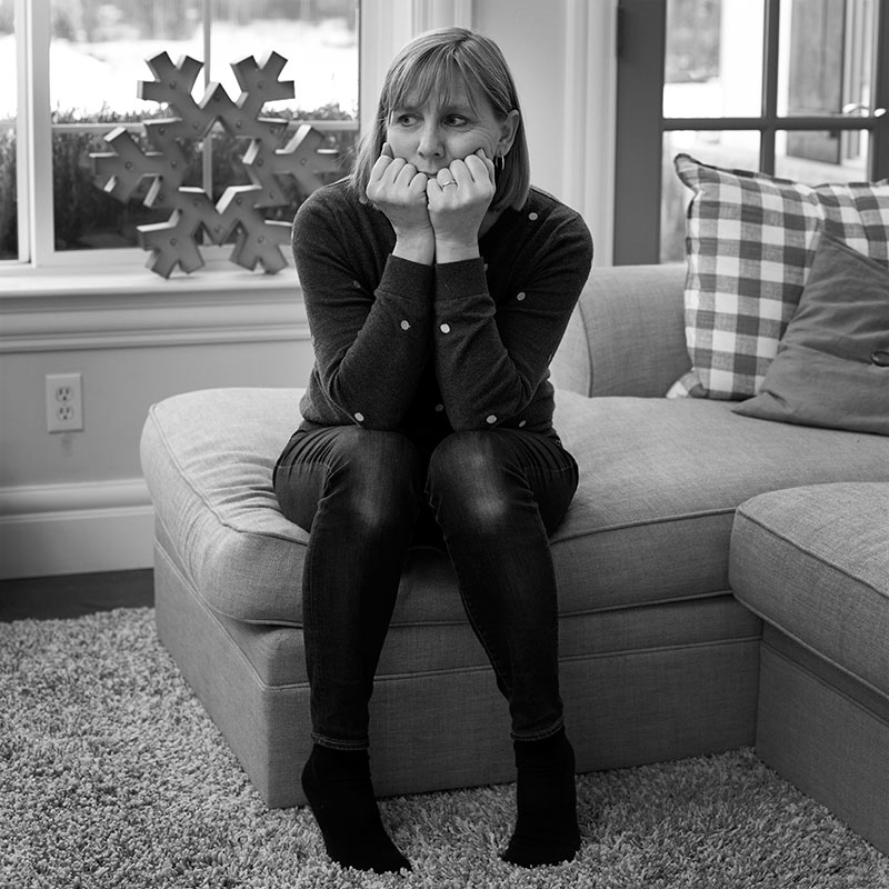 The Grumpies - seasonal affective disorder (seasonal depression) is a real thing. Here are a few tips for staying happy during the gloomy winter days!