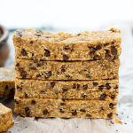 Easy Chocolate Chip Chewy Bars