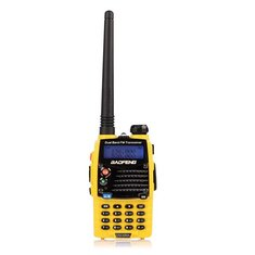 Baofeng UV-5RA Yellow