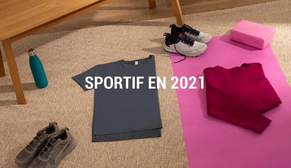 Sportif en 2021