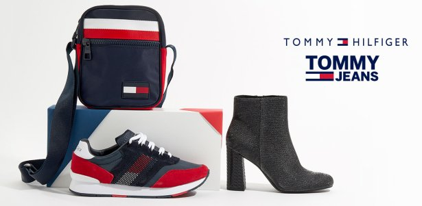 Chaussures et sacs tommy