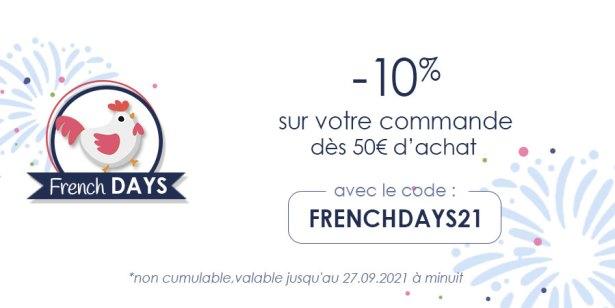 French days bebe boutik