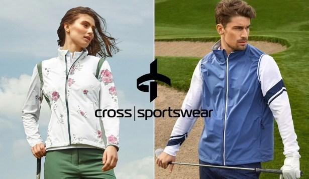 Cross sportswear