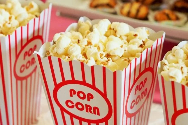 Birthday party ideas for 13 year olds - movie party