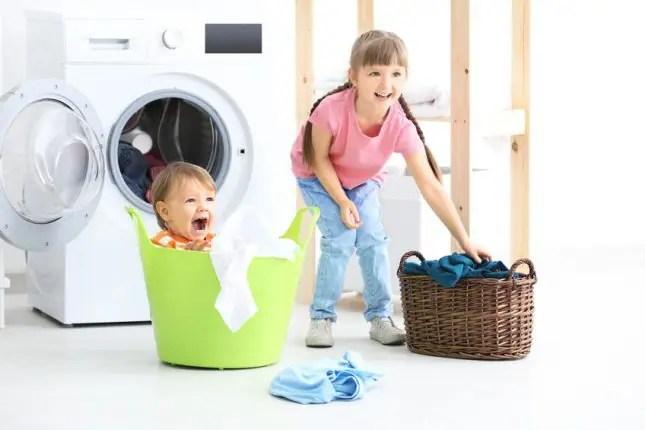 sensory development toys for babies laundry basket racer