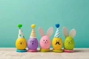 cute easter egg craft