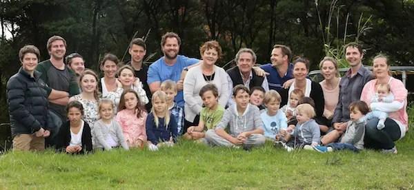 Great Kiwi Families: McAllister Family