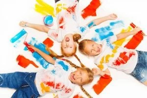19 art activities for 3 4 and 5 year olds using paint