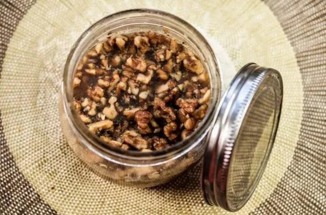 Honey roasted nuts recipe