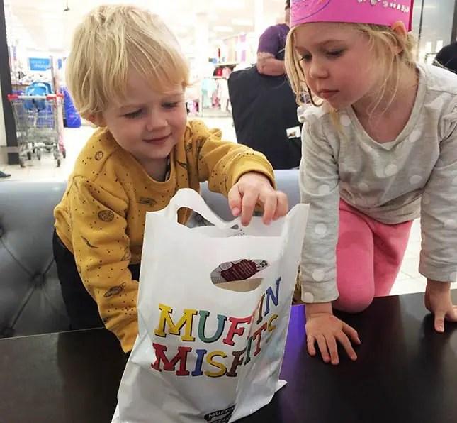 Muffin Break-Muffin Misfits-bag