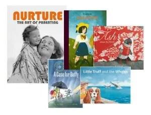 Christmas Giveaway books