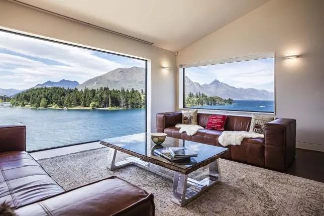 Lake Wakatipu Queenstown-Kiwi Families