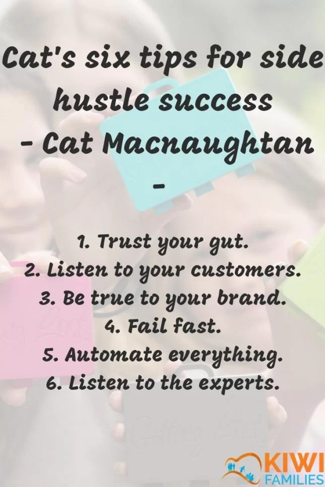 How Cat Got Lost and Found Success - Side Hustle Series (1)