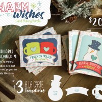 Warm Wishes Card Making Bundle - LIMITED RELEASE
