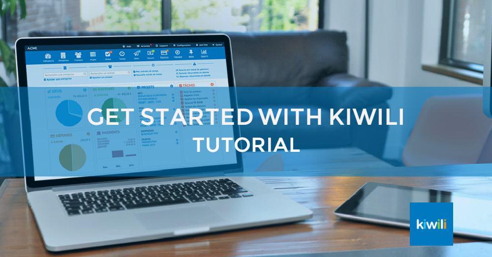Get Started With Kiwili