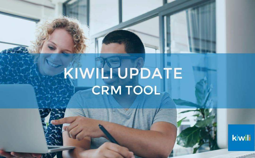 Kiwili Update: New CRM Features