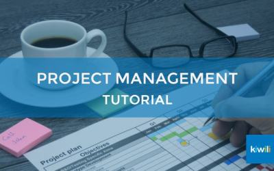 Manage a Project with Kiwili