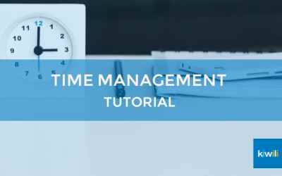 Easy Time Management with Kiwili