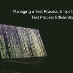software testing   managing test process