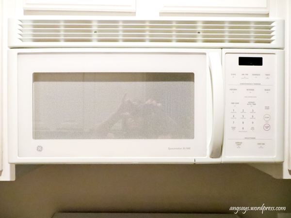 three ways to clean the microwave