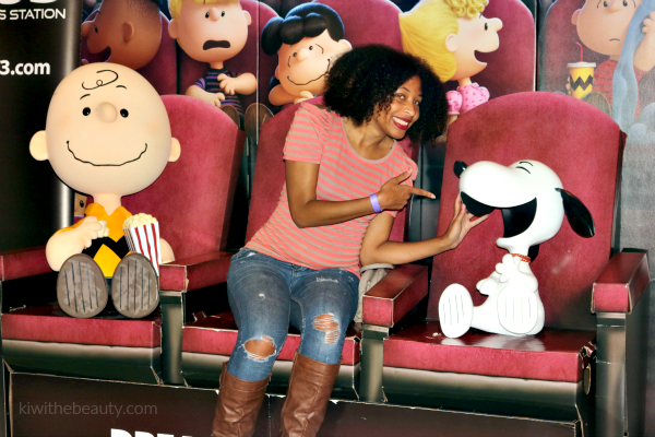 Movie Review Charlie Brown Goes 3 D In The Peanuts Movie
