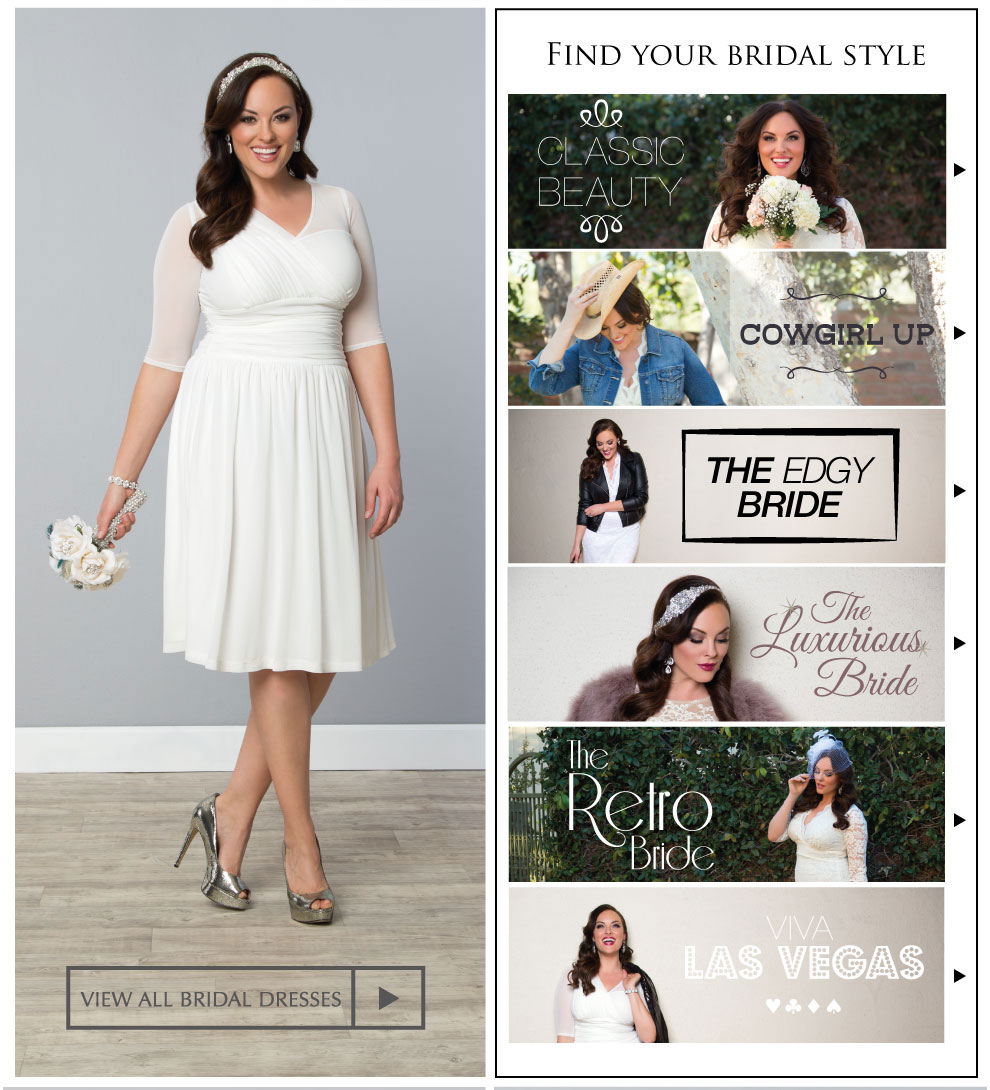 Wedding Dresses for Plus Size Women