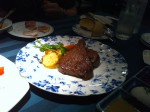 黒毛和牛のフィレステーキ