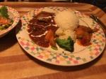 グランマ・サラのキッチン/ビーフトマトシチュー、バターライス添え