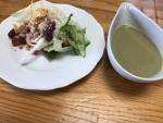 炉辺荘/サラダ